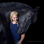 Pferd; Warmblut; Rappe; Pferdefotograf; Pferdefotografie; Equine; Equus, Fine-Art; Studio;
